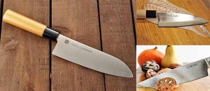 Choisissez le couteau Chroma parmi notre sélection