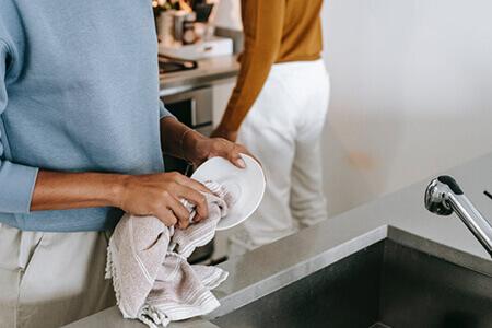 Entretien et nettoyage cuisine