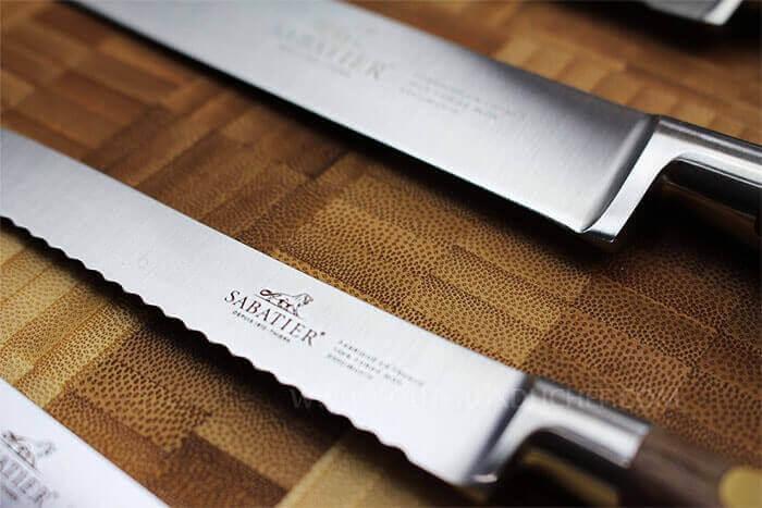 Les couteaux SABATIER Perigord dans votre cuisine !