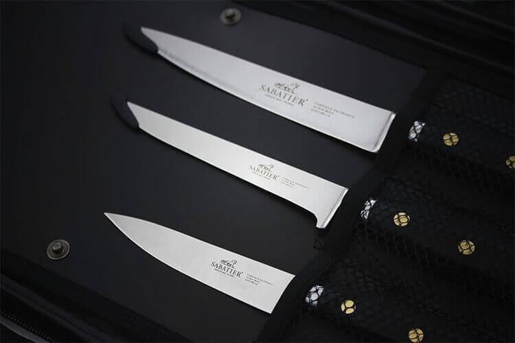 Optez pour une bonne mallette de couteaux !