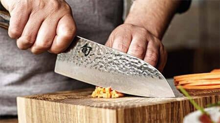 Un couteau Tim Malzer dans votre cuisine