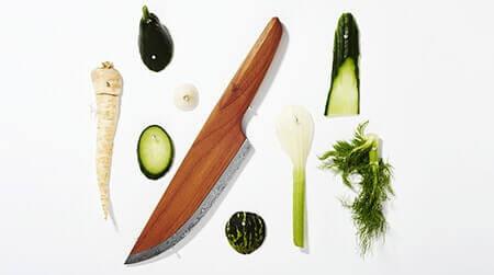 Le couteau Lignum dans votre cuisine