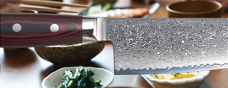 Couteaux japonais YAXELL