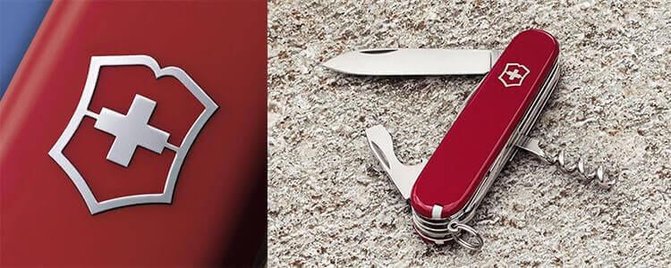 Les couteaux suisses : parfaits dans toutes les poches !