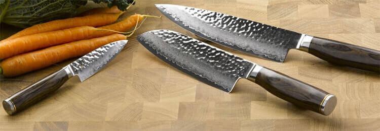 Des couteaux Tim Malzer parfaits !