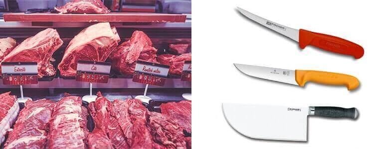 Des couteaux pro au top de la qualité !