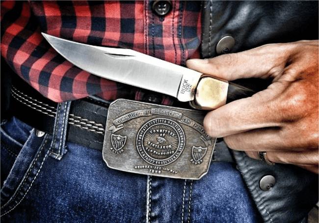 Acheter couteau de chasse