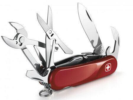Les meilleurs couteaux suisse ici !