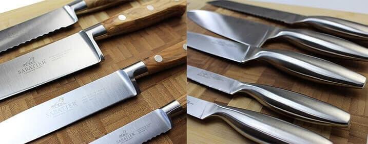 Retrouvez tous nos couteaux !