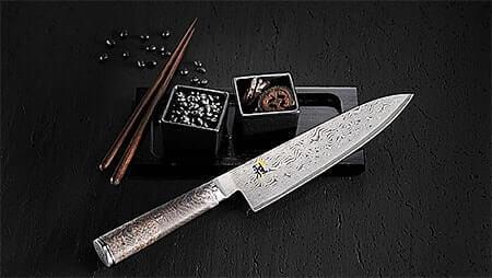 Une gamme de couteaux exceptionnels dans votre cuisine !