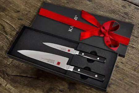 idées cadeaux coffret couteaux