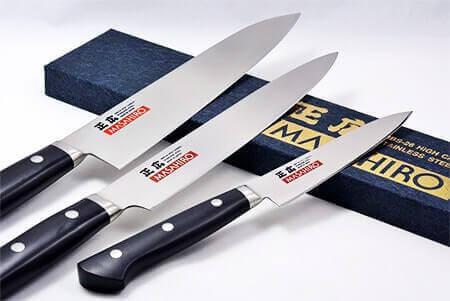 des couteaux masahiro au top de la qualité !