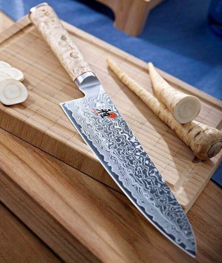 Un couteau Miyabi exceptionnel
