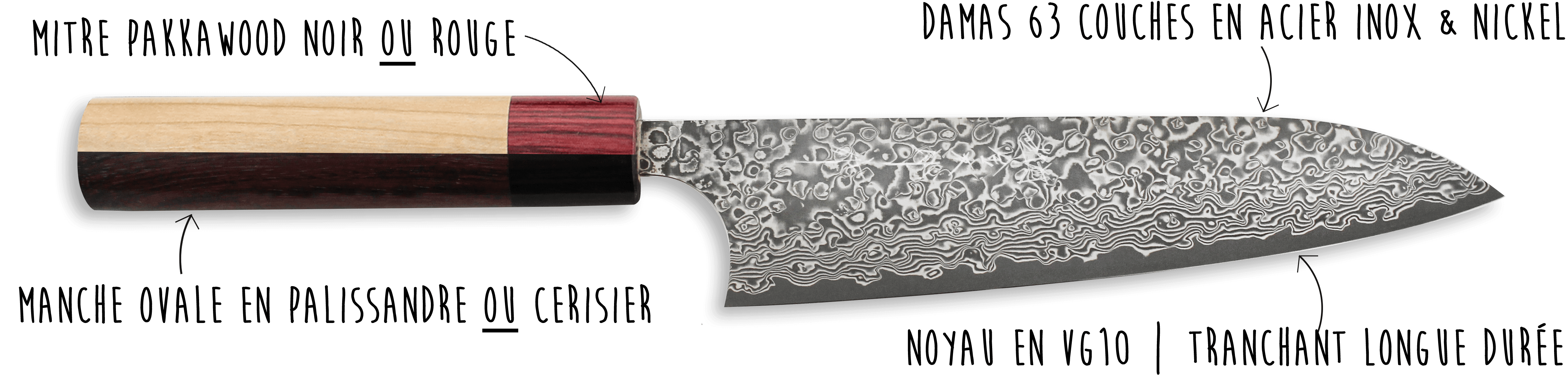 Découvrez le couteau Yoshimi Kato ici