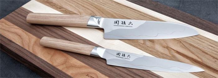 Les couteaux KAI pour des découpes réussies