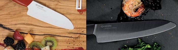 La finesse des couteaux céramique