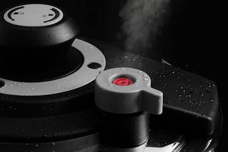autocuiseur cuisson vapeur