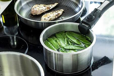 ustensile cuisson casserole