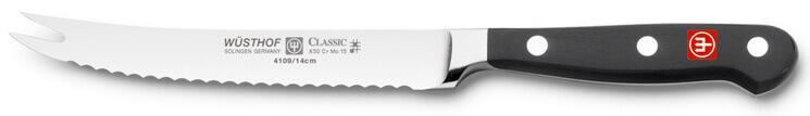 Couteau à tomates Wusthof Classic