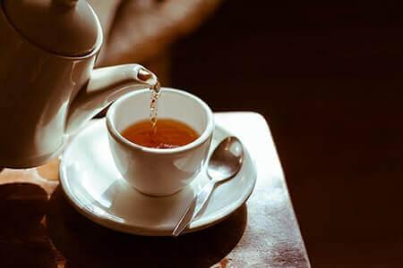 accessoires à thé