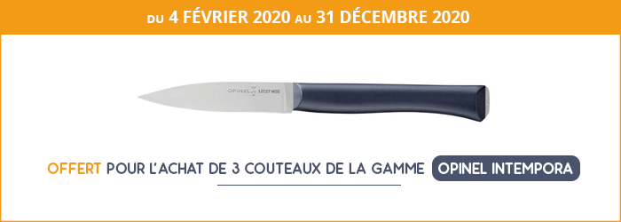 Offre Opinel